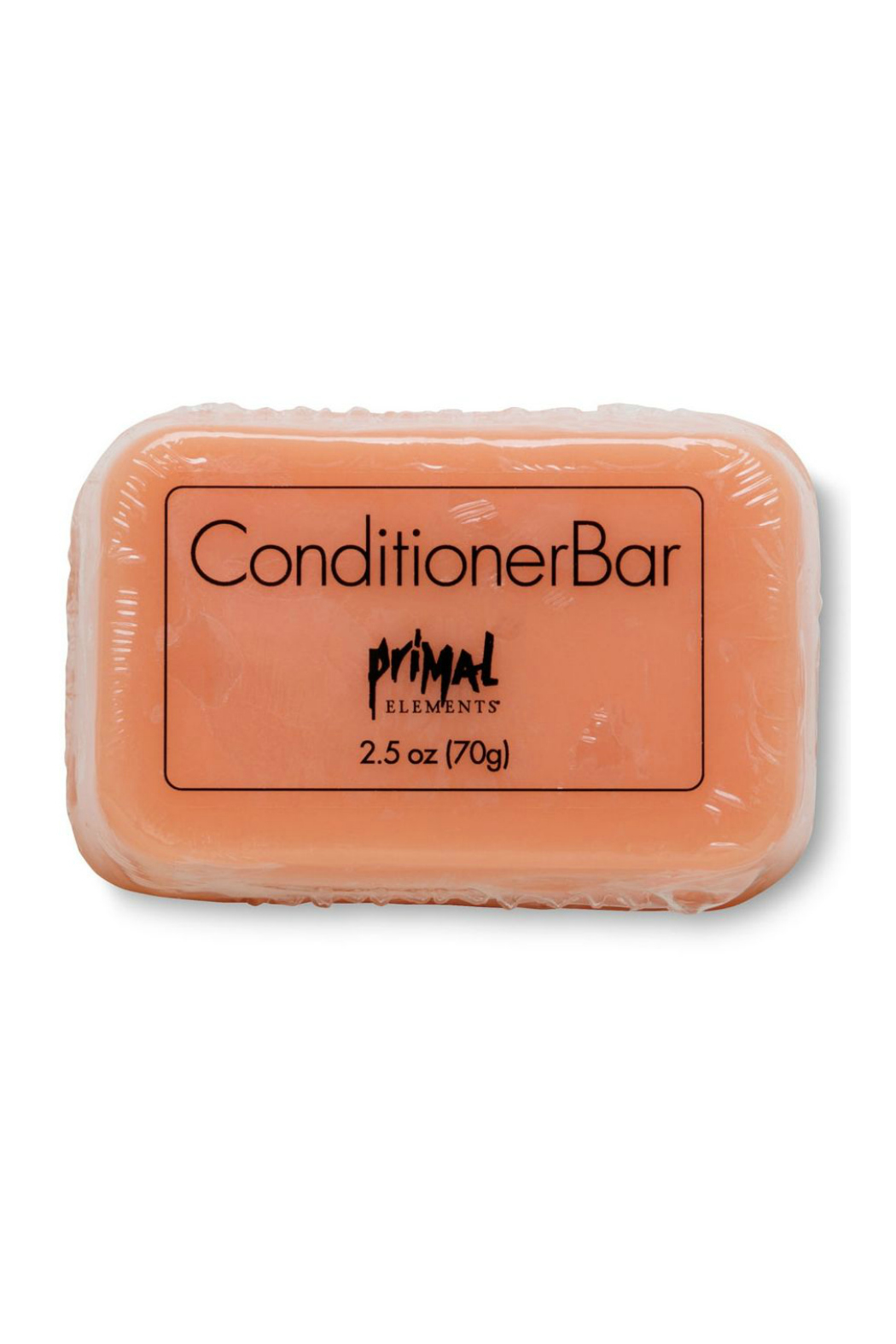 Primal Elements CONDITIONER BAR ISLAND SANDS - Front Cropped Image