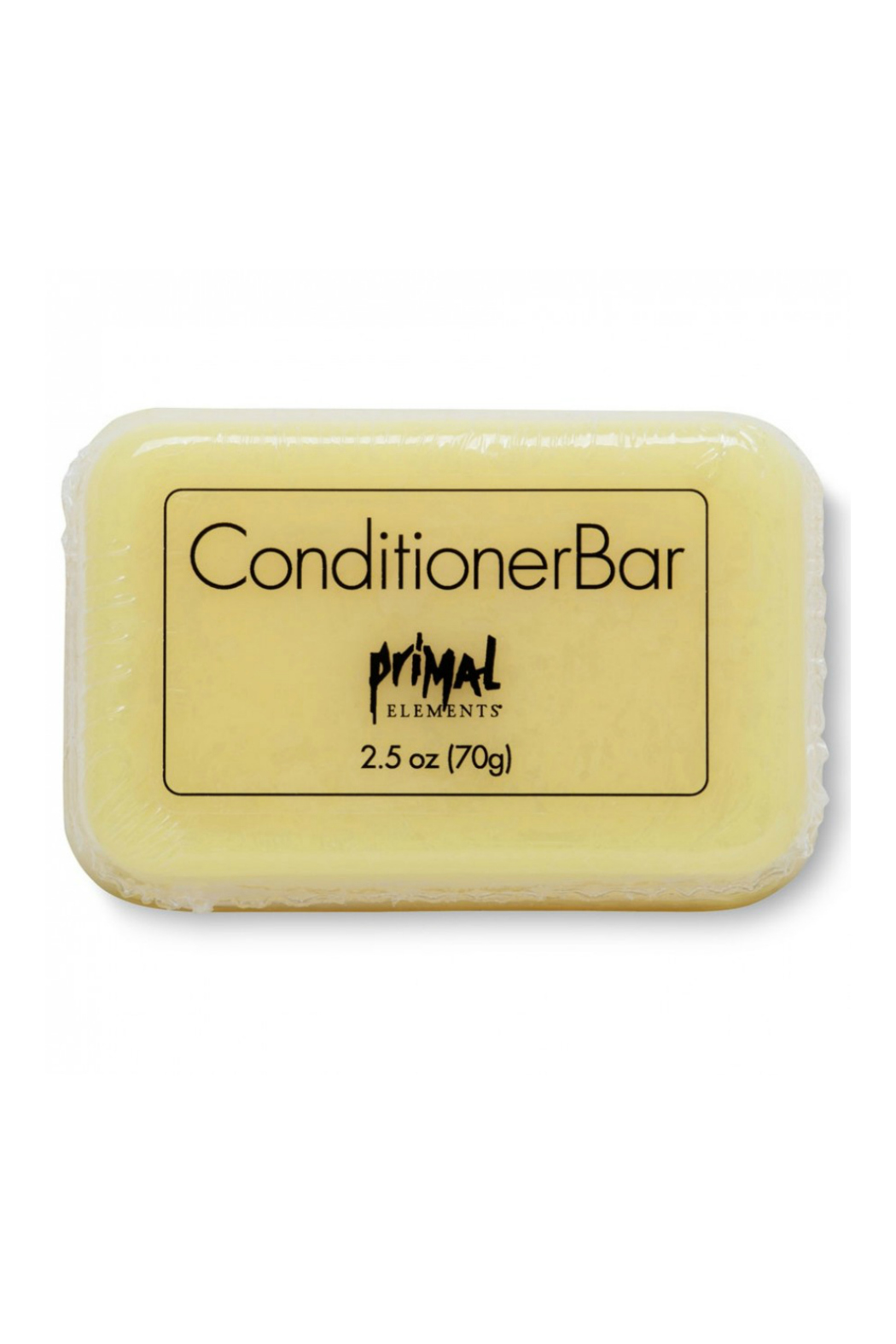 Primal Elements CONDITIONER BAR TAHITIAN VANILLA - Front Cropped Image