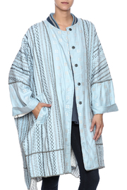 Conditions Apply Kimono Coat - Product Mini Image