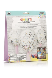 NPW Confetti Balloons - Product Mini Image