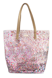 Packed Party Confetti Bucket Bag - Front cropped
