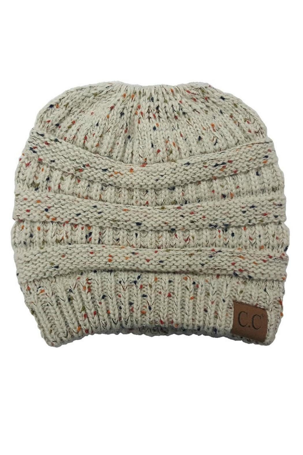 CC Beanie Confetti Cc Beanie from California by Apricot Lane ... 2480e9ef459