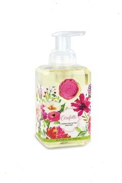 Shoptiques Product: Confetti Foaming Soap