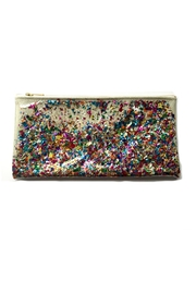 Julie Mollo Confetti Glitter Clutch - Product Mini Image