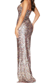 Nookie Confetti Gown - Side cropped