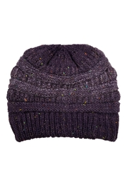Adrienne Confetti Knit Hat - Front cropped