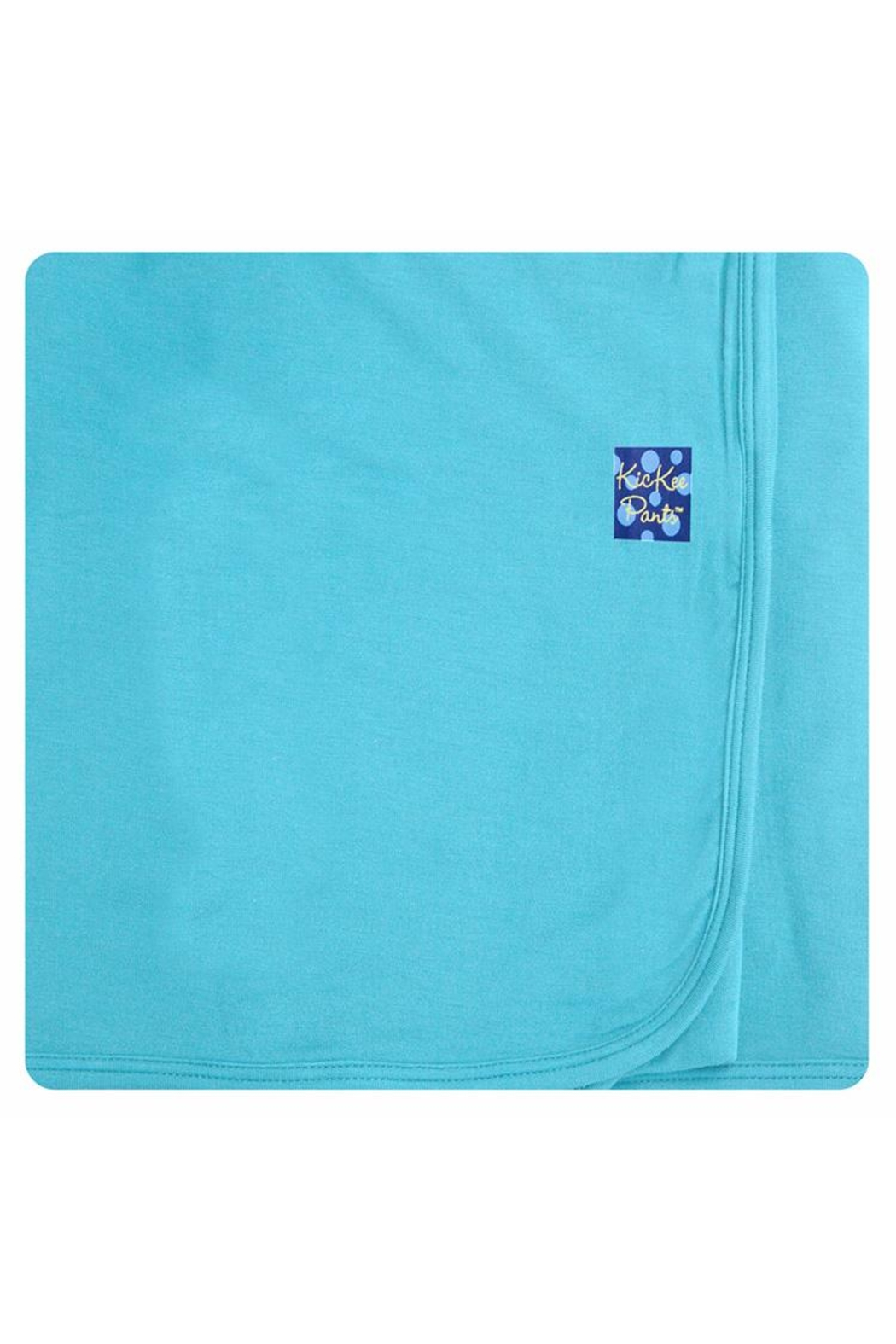 Kickee Pants Confetti Stroller Blanket - Front Cropped Image