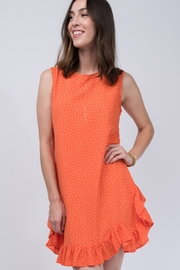 Uncle Frank Connect the Dot Dress - Side cropped