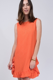 Uncle Frank Connect the Dot Dress - Front cropped
