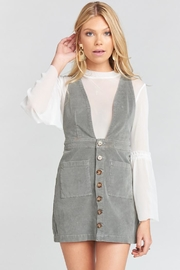 Show Me Your Mumu Connelly Overall Dress - Product Mini Image