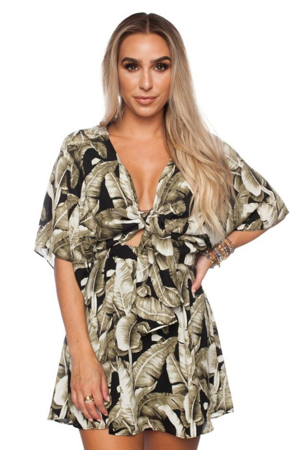Buddy Love Connie Cut-Out Dress - Main Image