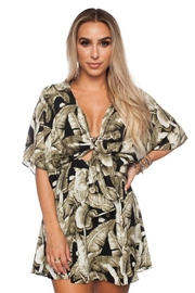 Buddy Love Connie Cut-Out Dress - Front cropped