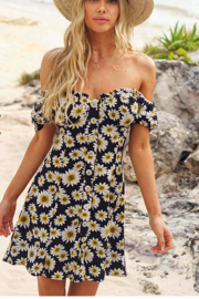seven wonders Connie Dress - Front cropped