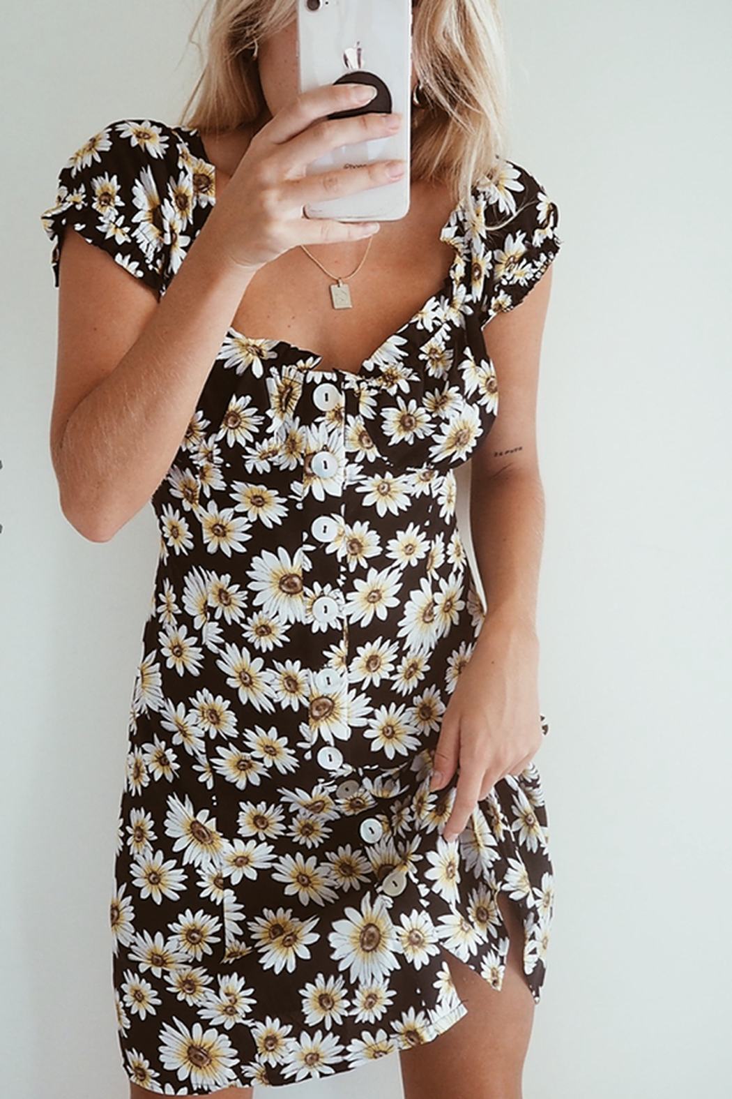 seven wonders Connie Dress - Front Full Image
