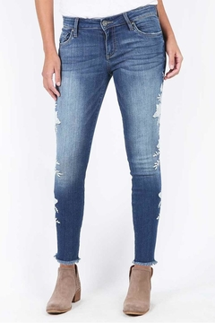 Kut from the Kloth Connie Embroidered Skinny - Product List Image