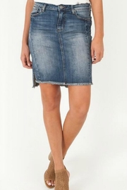Kut from the Kloth Connie Hi-Low Skirt - Product Mini Image
