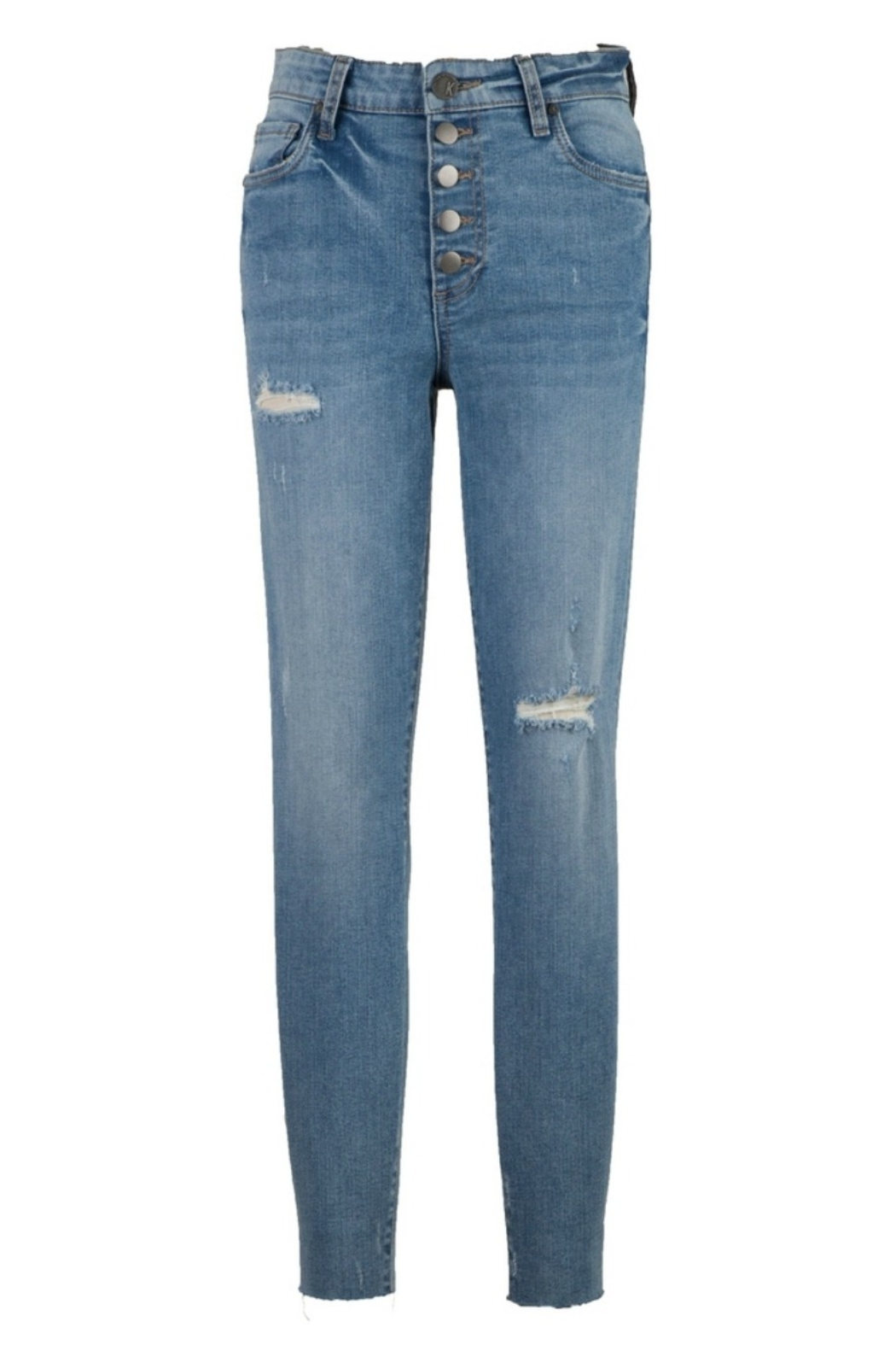 KUT Connie High Rise Ankle Skinny - Main Image