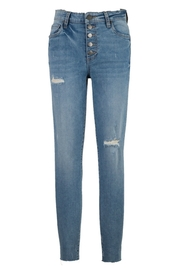 KUT Connie High Rise Ankle Skinny - Front cropped