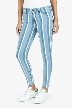 Kut from the Kloth Connie High Rise Ankle Skinny Jean - Alternate List Image