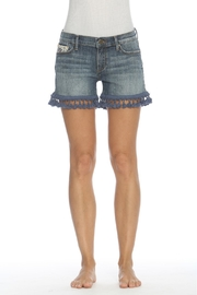 Driftwood Connie Tassel Shorts - Product Mini Image