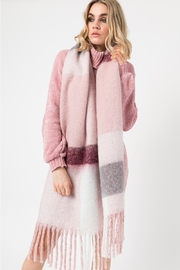 Pia Rossini CONNOLLY SCARF - Front cropped