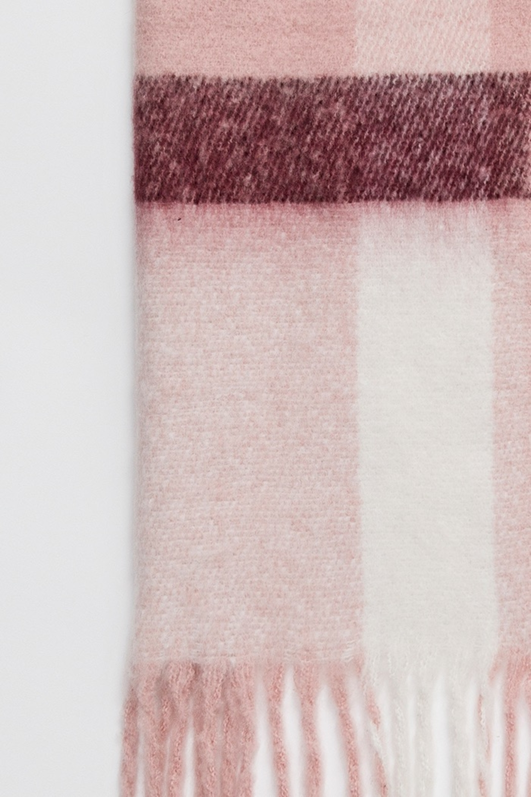 Pia Rossini CONNOLLY SCARF - Side Cropped Image