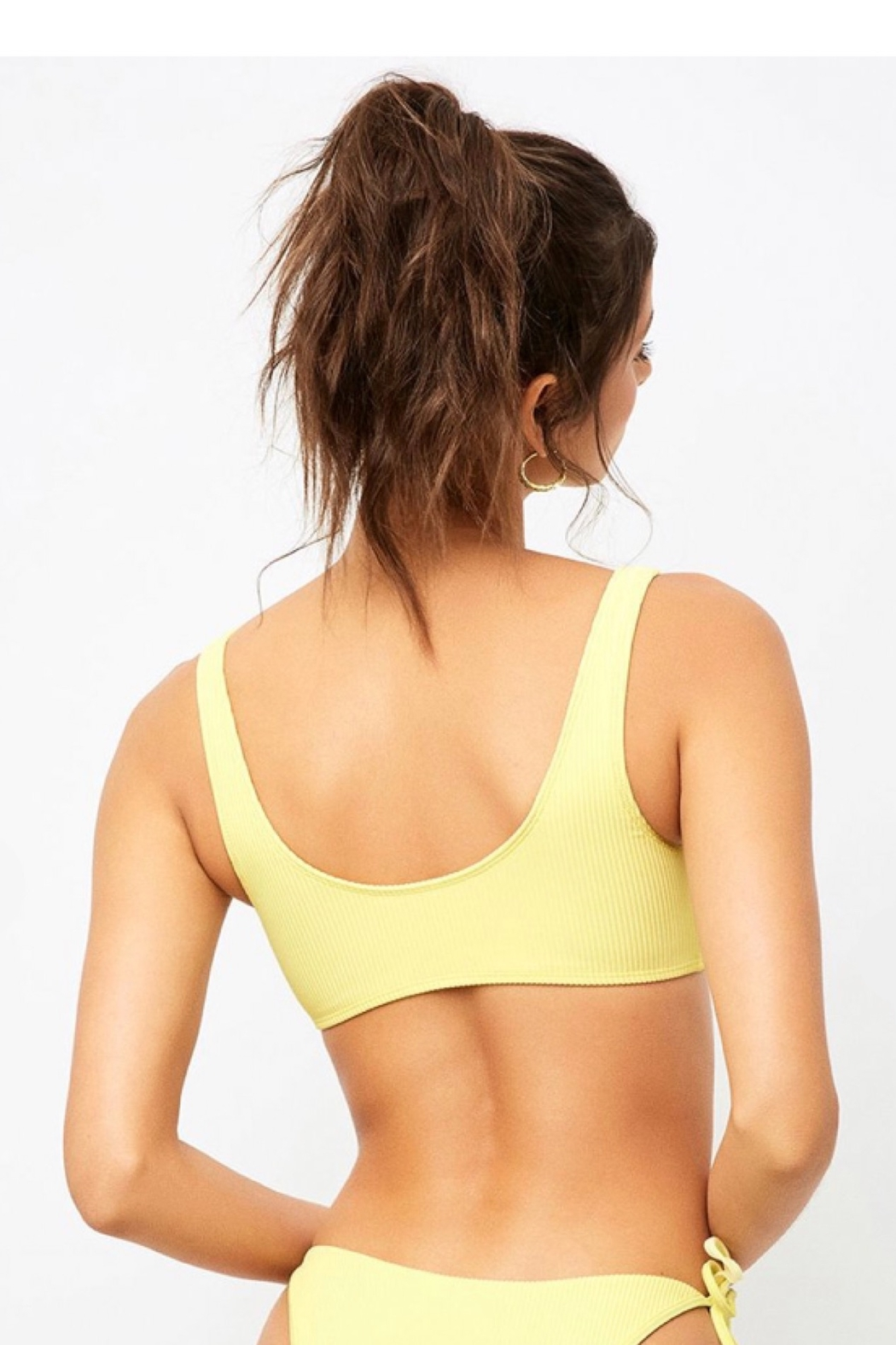 Frankies Bikinis Connor Top - Front Full Image