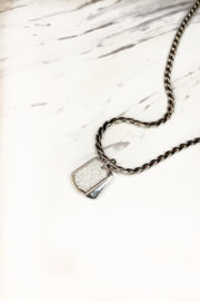 Stella Vale Women Warriors Conquer Rope Necklace/Brclt - Product Mini Image