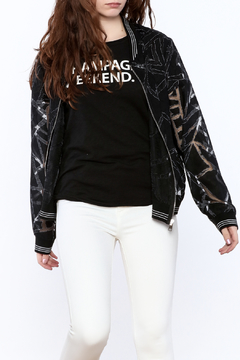 Shoptiques Product: Sheer Bomber