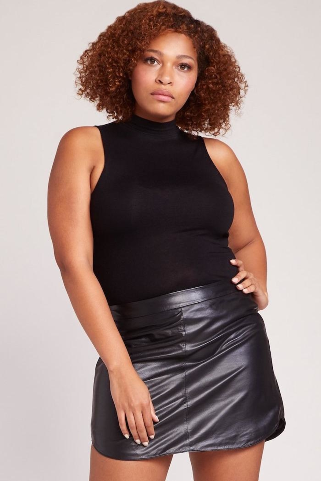 7e49aa06cd9ffd Faux Leather Skirts - PVC & Leather Look Skirts | Missguided