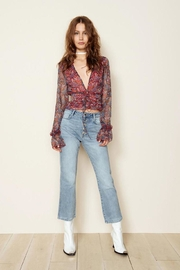 The The East Order Constance L/s Top - Product Mini Image
