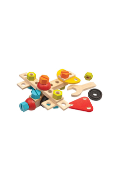 Plan Toys Construction Set - Product List Image