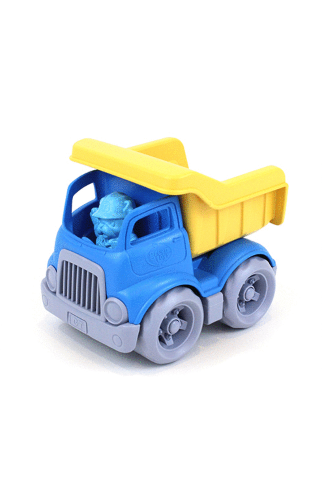 Green Toys Construction Trucks - Front Cropped Image