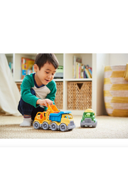 Green Toys Construction Trucks - Side cropped