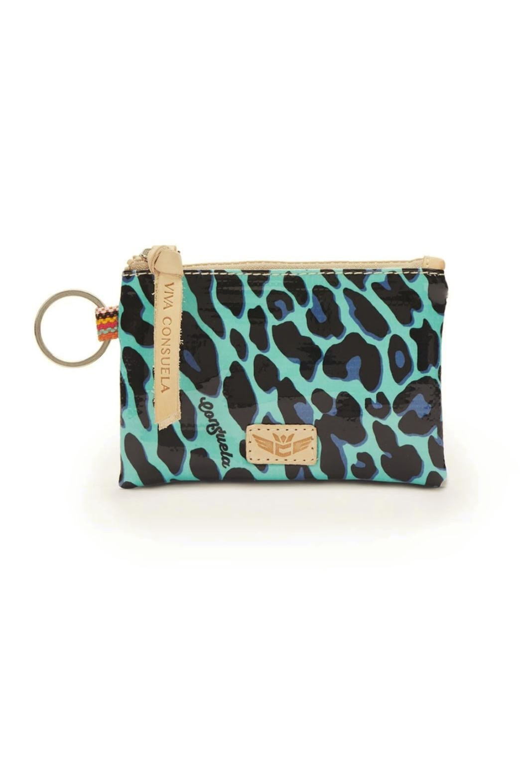 Consuela  Gem Teeny Pouch - Front Cropped Image