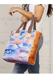 Consuela  Mandy Classic Tote - Front cropped