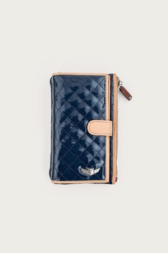 Shoptiques Product: Midnight Slim Wallet