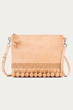 Shoptiques Product: Natural Fiesta Crossbody