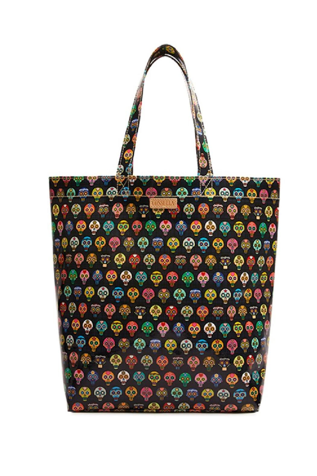 Consuela  Tiny Grab N Go Tote - Front Full Image