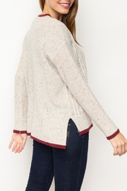 Mystree Cont End Sweater - Front full body