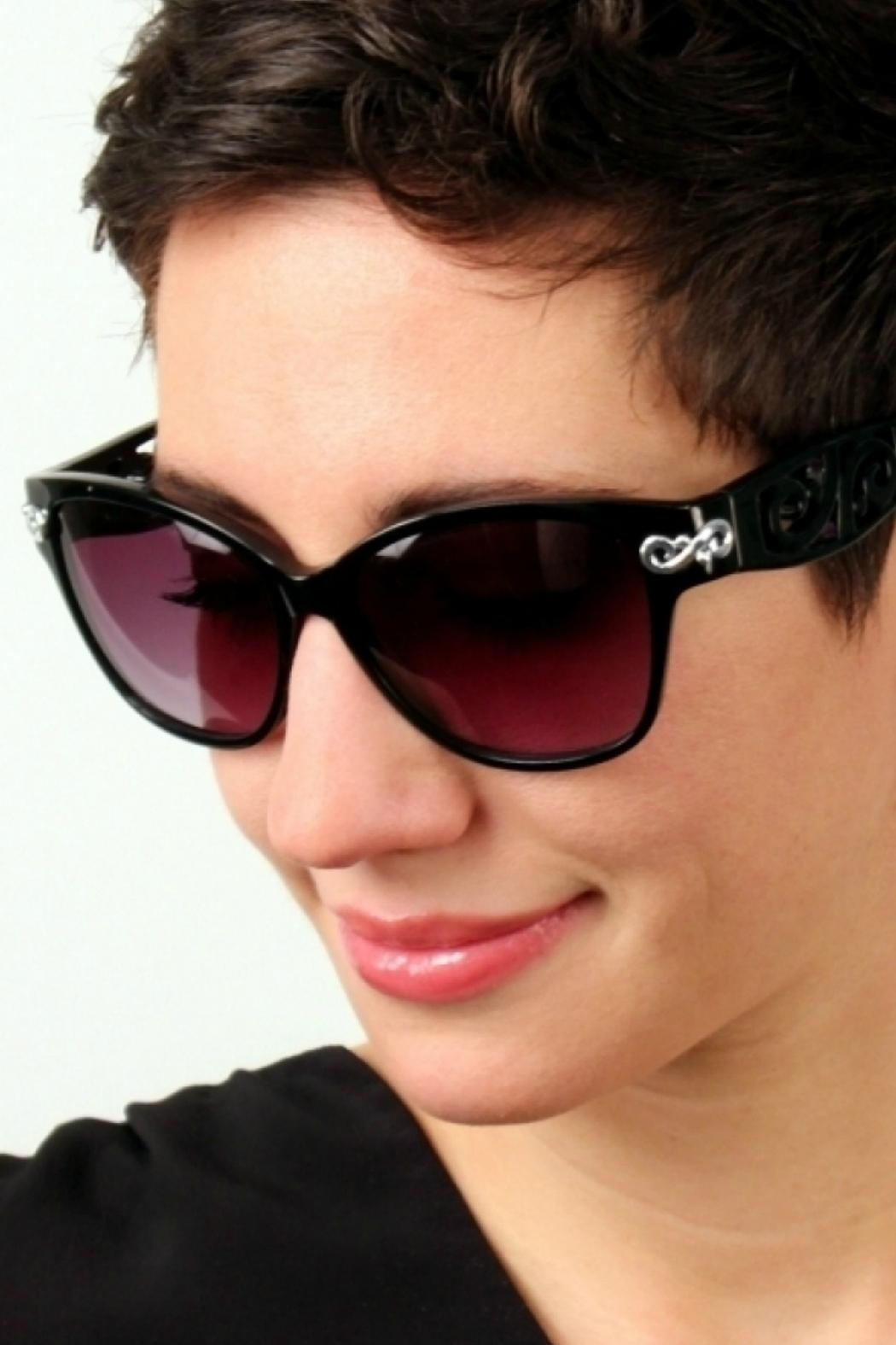 Brighton Contempo Chic Sunglasses - Back Cropped Image