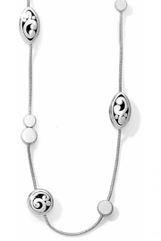 Brighton Contempo Long Necklace J49510 - Front cropped