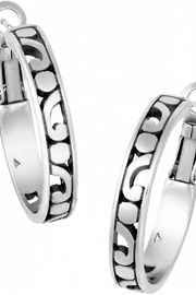 Brighton Contempo Small Hoop Earrings - Product Mini Image