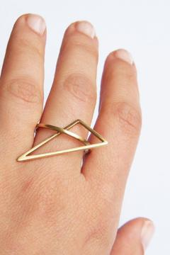 Shoptiques Product: Alice Gold Ring