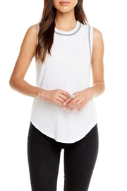 Chaser Contrast-Binding Muscle Tank - Product Mini Image