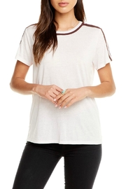 Chaser Contrast Jersey Tee - Product Mini Image