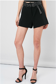 Do & Be Contrast stitch shorts - Product Mini Image
