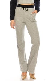 Emory Park Contrast Waistband Pants - Product Mini Image