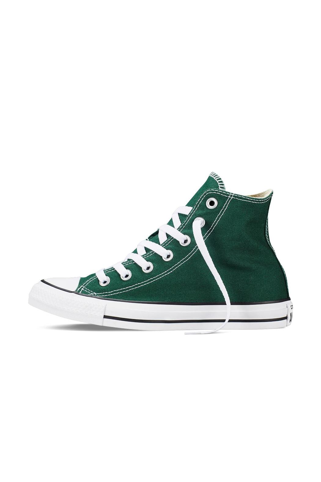 Converse Gloom Green High-Tops from