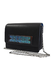 Les Georgettes PARIS Convertible Crossbody Holographic-Insert - Product Mini Image